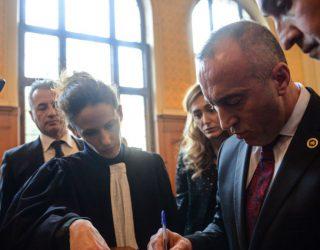Vendimi për Haradinajn shtyhet për 6 prill, jam peng politik