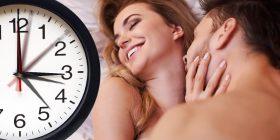 Shkenca jep përgjigje: Kaq duhet të zgjasë seksi që të jetë perfekt