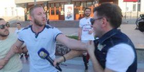 """Shukin e """"rrahin"""" keq në Gjilan (VIDEO)"""