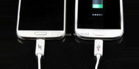 Sony lë pas Samsung e Apple, shumë shpejt do të mund ta mbushni telefonin me bateri nga telefoni tjetër