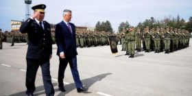 Thaçi: Ushtria e Kosovës së shpejti realitet (FOTO)