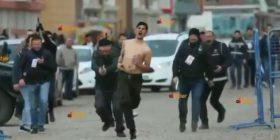 Policia turke vret të riun, thotë se ishte kamikaz! (Video)