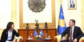 Veseli dhe Calavera konfirmojnë të ardhmen evropiane të Kosovës