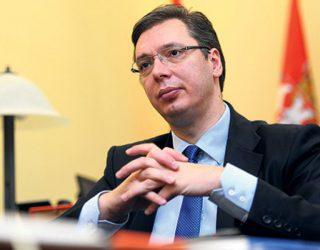 Vuçiq: Prishtina nuk mund t'i implementojë marrëveshjet për shkak të Vetëvendosjes