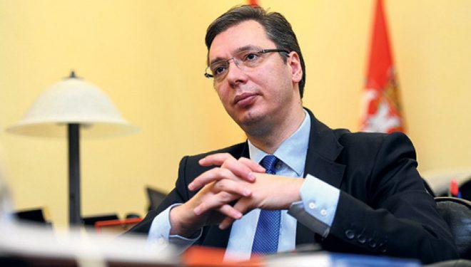 Vuçiq: Zgjidhja e raporteve historike midis serbëve e shqiptarëve domethënëse për Beogradin dhe Prishtinën