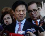 Hoyt Yee në Shkup, pritet presion më i fuqishëm mbi Gruevskin