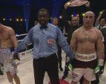 Krasniqi humbi mundësinë për titullin WBO, mundet nga Abrahami (Video)