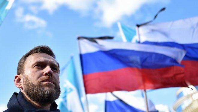 Navalny nominohet për Çmimin Nobel