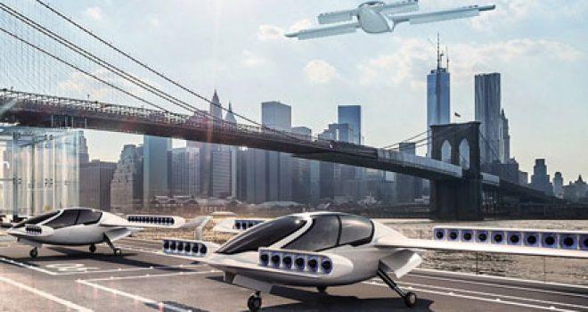Makina fluturuese kryen me sukses testin
