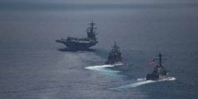 Ku po shkojnë anijet luftarake amerikane?