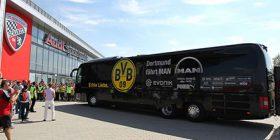 Bombë ndaj autobusit të Dortmundit, shtyhet ndeshja e Champions