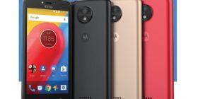 Njihuni me smartphone-in e lirë Moto C