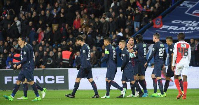 PSG në finale, shkatërron 5-0 Monacon