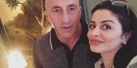 Shkurte Gashi vizitoi Ramush Haradinajn