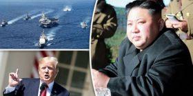 Lajm i keq për Kim Jong-un: Trump vendos në rajon sistemin që rrëzon raketat e Koresë së Veriut