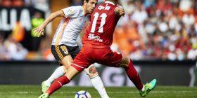 """Valencia-Sevilla, pak emocione dhe asnjë gol në """"Mestalla"""""""