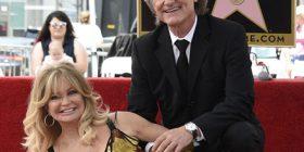 "Goldie Hawn dhe Kurt Russell në ""Walk of Fame"" (Foto)"