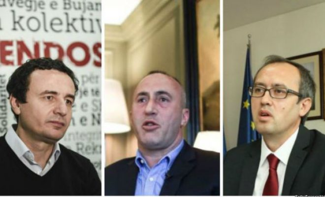 Tre kandidatë për kryeministër – tri opsione për qeverisje