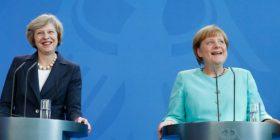 Britania e Madhe, Merkelit: Ne ende jemi aleat i fortë i BE-së