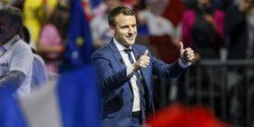 Sfida e rrezikshme e Macron si president