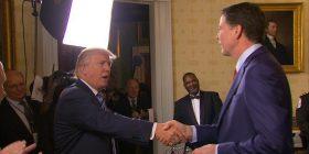 Trump pushon nga puna Drejtorin e FBI-së, James Comey