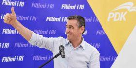 Kadri Veseli zbulon kandidatin e PDK-së për Prishtinën