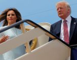 """Trump e përfundon turneun duke e vlerësuar """"javë historike"""""""