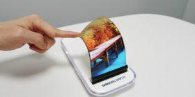 Samsung vjen me ekranin elastik OLED