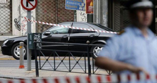 Shpërthimi në Athinë: Ish-kryeministri grek u lëndua në pothuajse në gjithë trupin