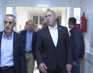 Ramush Haradinaj nis fushatën në QKUK (Video)
