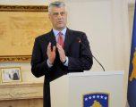 Thaçi nuk e di se Kosova hoqi dorë nga aplikimi për INTERPOL