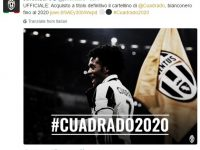 Zyrtare: Juventus nënshkruan me Juan Cuadrado
