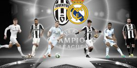 Juventus-Real, sfida e filozofive të kundërta
