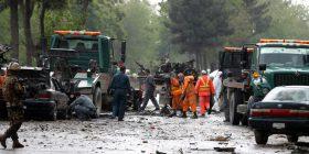 Sulm masiv në Kabul