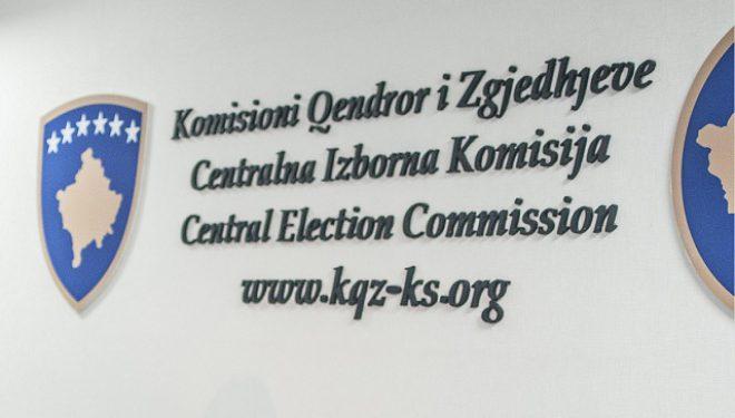 KQZ vendos të rinumërohen 280 kuti të votimit