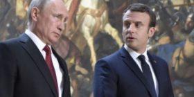 Macron paralajmëron Putin: Mos…