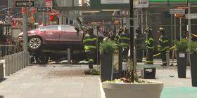 Nju Jork: Një i vdekur, dhjetëra të lënduar pasi një makinë godet këmbësorët