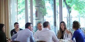 Haradinaj dhe Veseli nisin ditën me inovativët e Kosovës