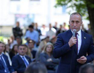 Haradinaj: Nuk do të bëj fushatë me fëmijët, do të bëj fushatë për të ardhmen e tyre