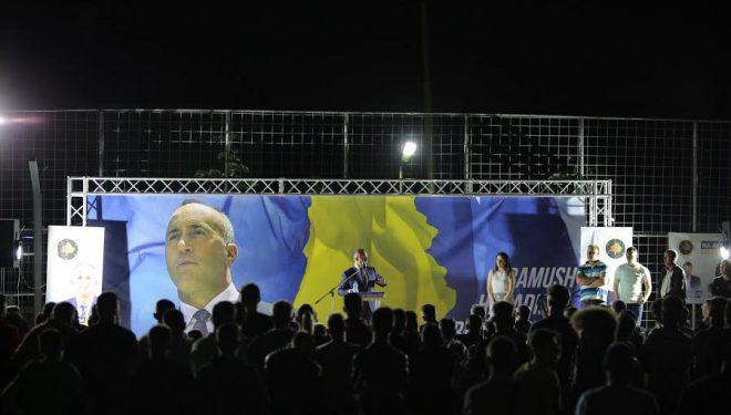 Ramush Haradinaj në Bllacë, të Therandës: Zotohem se kemi me ndihmuar bujkun dhe prodhuesin e Kosovës