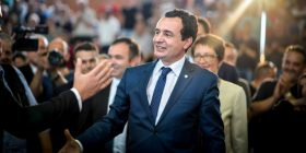 Albin Kurti politikani më i votuar në Kosovë