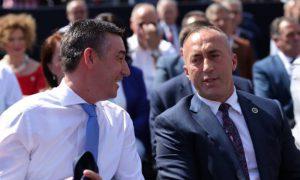 Pozicioni i ri i Haradinajt: Palët s'kanë nevojë të negociojnë me askënd përreth meje