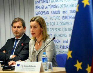 Mogherini dhe Hahn i shkruajnë Hoxhajt: E ardhmja e Kosovës është në BE