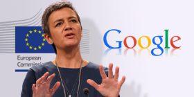 BE gjobit gjigantin Google me miliarda euro