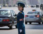 Policet bukuroshe të trafikut (Foto)