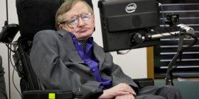 Hawking përsërit: Duhet të largohemi nga Toka