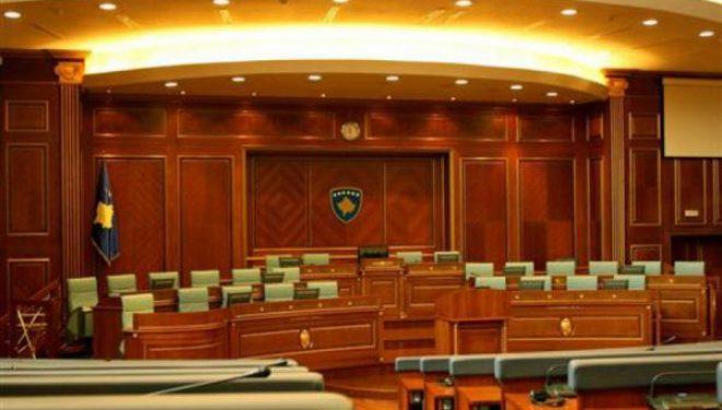 Seancë solemne në Kuvend për Ditën e Pavarësisë