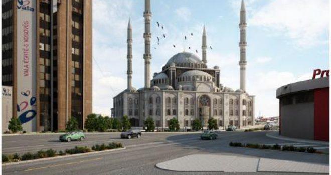 A duhet të ndërtohet xhamia në qendër të Prishtinës?