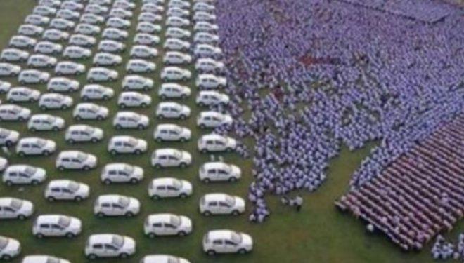 Shefi u dhuron 1,260 makina dhe 400 apartamente punëtorëve