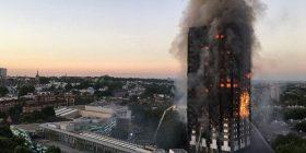 Viktimat nga zjarri i fuqishëm në Londër, deri tani të paktën 6 të vdekur